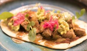 La Kantina Japonesa Restaurante, comida japonesa, comida mexicana, cocina fusión