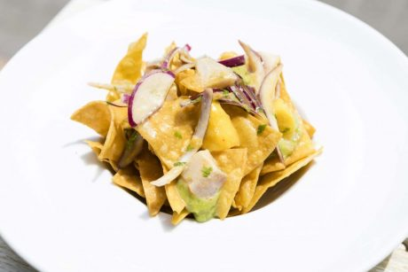 nachos nikkei