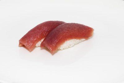 Bolita de arroz con atún natural